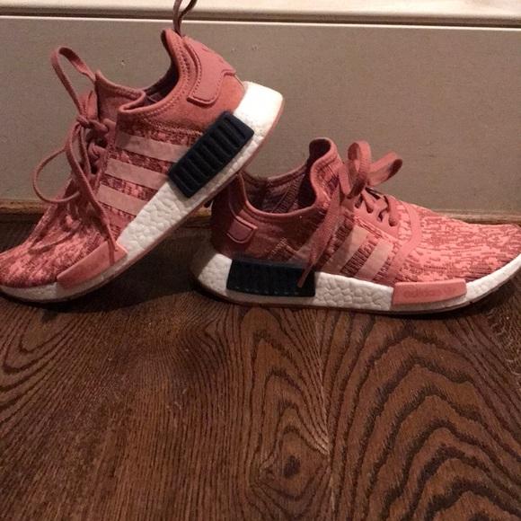 Adidas NMD R1 Raw Pink Gr. 42 23 NEUWERTIG in 45525